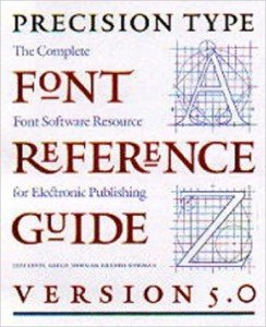 font reference guide