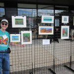 Outdoor Art Show: Challenges and Rewards