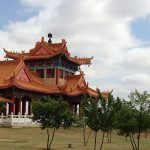 Nan Hua Temple, the largest Buddhist Temple in the Southern Hemisphere.