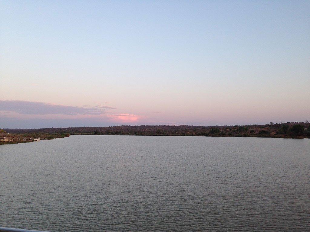 Sunset on Olifants River
