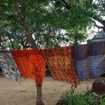 Textiles at Marula Market