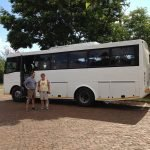 4-wheel drive bus, our traveling home