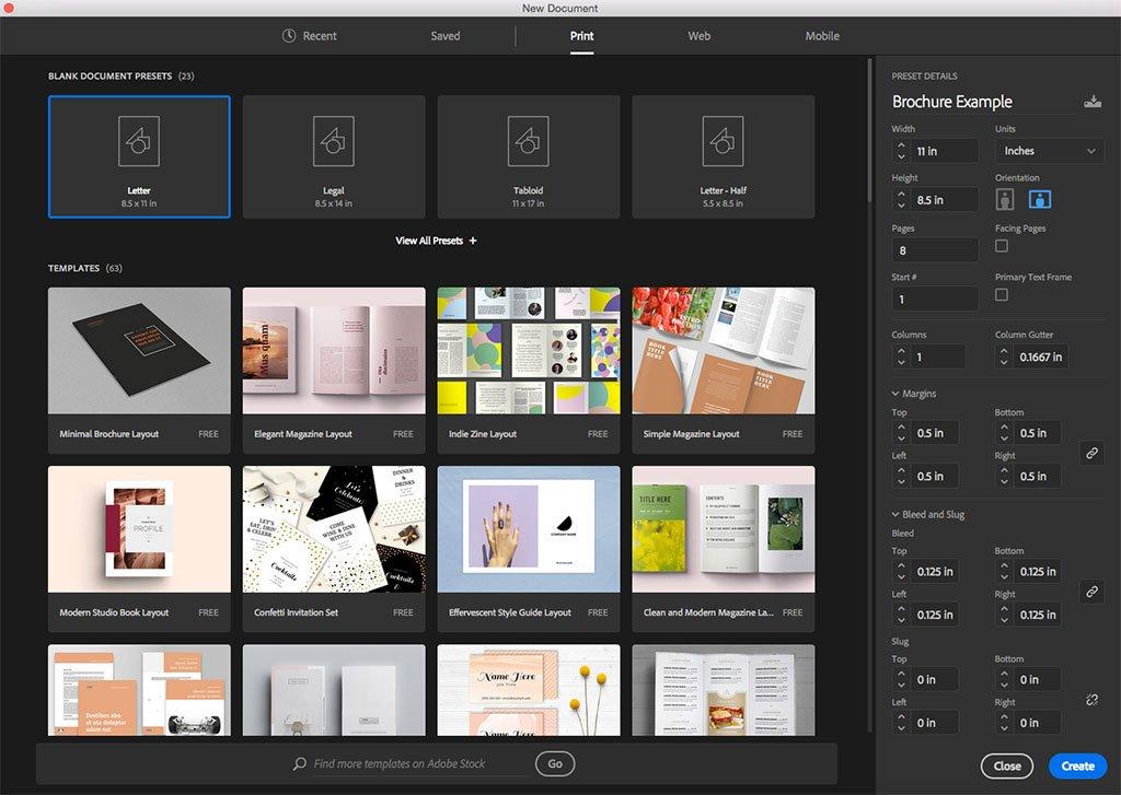 IDD-NewDocumentWindow