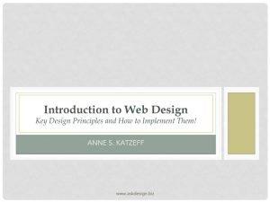 intro2webdesign
