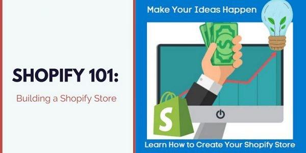 Shopify 101 - GDI class