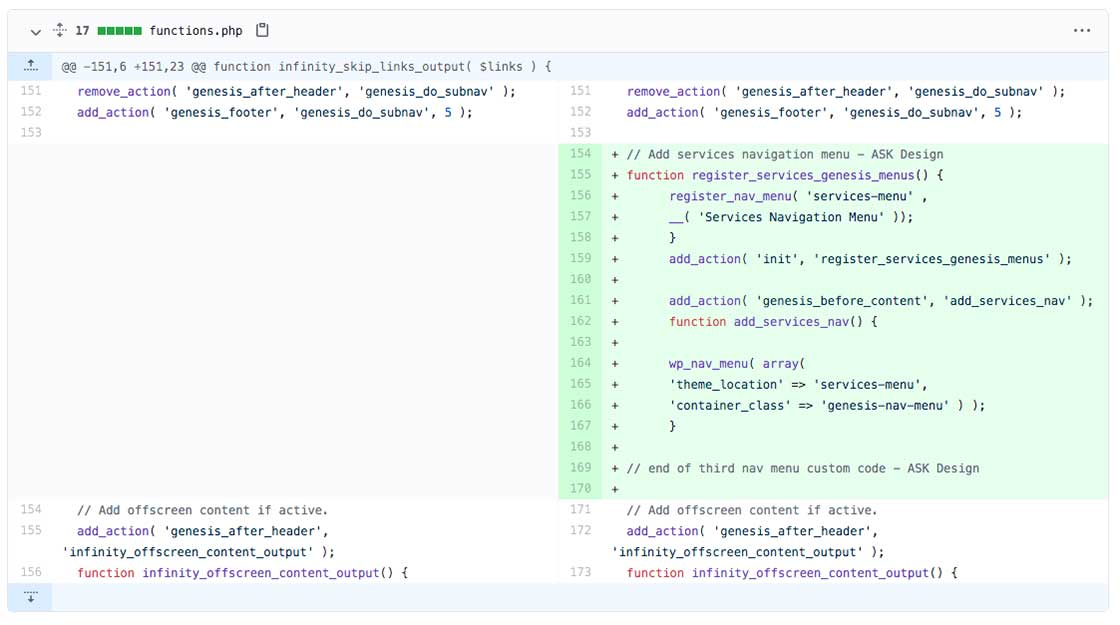 Workflow: Github GBDog functions file