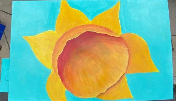 Daffodil - finished